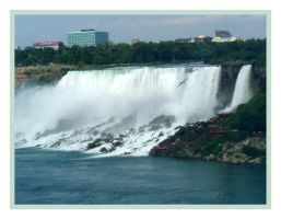 American Falls by clouded-ambition