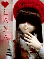 Lana Red Winter Clothes by Snowlyn