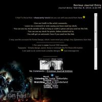 Harry Potter Easy Install Skin by thatfire-stock