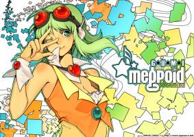 Megpoid Gumi: Be Myself by ippus