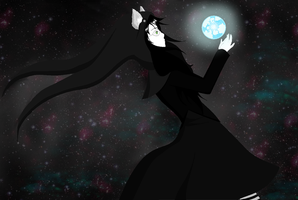God Tier, Witch of Space by Anmanda