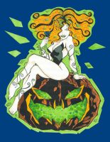 Ivy Halloween by KidNotorious