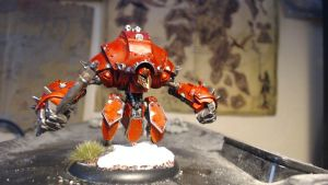 Khador Juggernaut 2 by Brother-Maynard