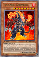 Volcanic Doomfire by CardHunter