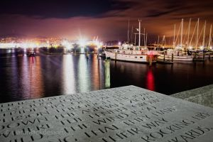 Wellington Waterfront by live-and-learn
