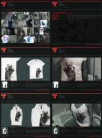 Tee-Frame - Collection by area105