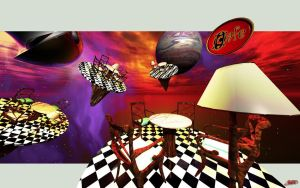 3d Cafe by ivanraposo
