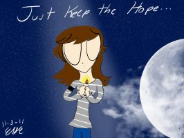 Just keep the hope by erisama