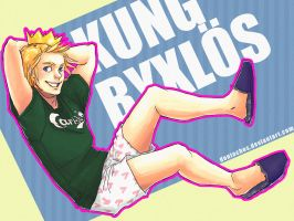 APH: Kung Byxlos by dontachos