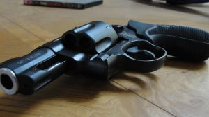 smith and wesson 329 night guard by blackiechan
