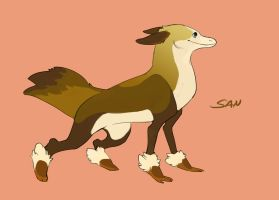 San by SinCommonStitches