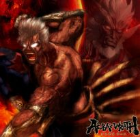 Asura's Wrath by MauriceDiekmann