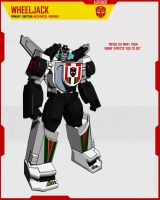 AUTOBOT WHEELJACK by F-for-feasant-design