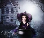The Little Witch by caffeinesoup