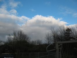 Clouds 11 3 2012 3 by TheStockWarehouse