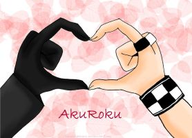 AkuRoku n 1 by DarkDeidaria14