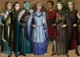 GoT Scene Maker: Silmarillion: Lords of the Valar by Saphari