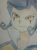Drawing Tsurugi by Conny93