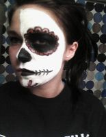 Extreme Makeup Cristen by centervillemaclab