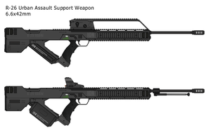 R-26 Support Weapon by Ato66