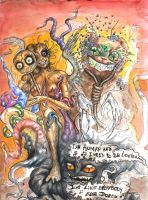 Oldie demons by driany