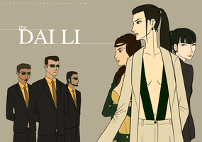 The Dai Li by Archristol