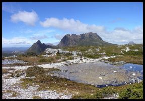 Cradle Mountain by Dominion-Photography