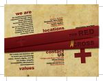 Red Cross Brochure by MattehMatt