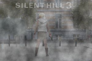 Silent Hill 3 by MadeInHeaven1979