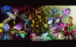 Dissidia MLP by DLowell