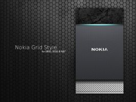 Nokia Grid Style by AOliv