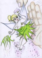 Tinkerbell by LimeGreenSquid