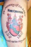 Family Crest by h8machineh8