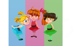 Powerpuff Girls by julitka