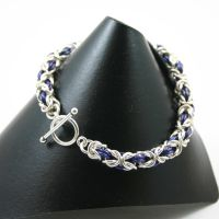 Sterling Silver Byzantine 4 by Utopia-Armoury