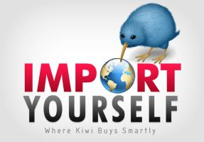 Importyourself Logo by HamidQureshi
