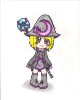 lil magician by jazzy1lol