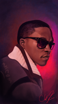 Lupe Fiasco by clintkisor