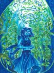 100 Theme Challenge - 006 - Water - Lapis Lazuli by Firiel-Archer