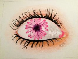 Flower Iris by MadebytheFiz