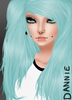 Dannie -Mine- by Vanityal