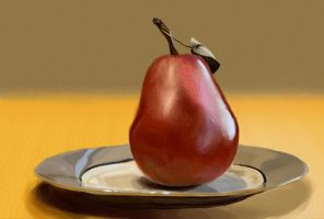 Still Life (Daily painting) by Chachava