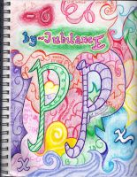 Inspirational drawing for an Inspirational Journal by artmusic981