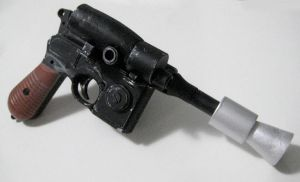 Finished Blaster by plugz