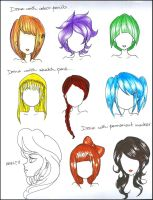 Hairstyles by JaZzCaSt
