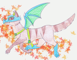 Skyqeen's Halloween Contest 1 by chiky5300