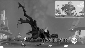 Twilight Sparkle - Tree House - R.I.P. - Destroyed by GT4tube