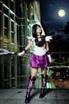 Sailor Moon - Sailor Saturn by valture123