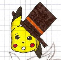 Pika- Layton by sognatrice94