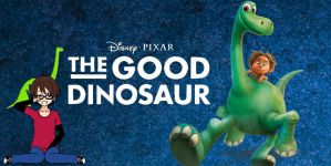 PJ at the Movies: The Good Dinosaur by Oglome